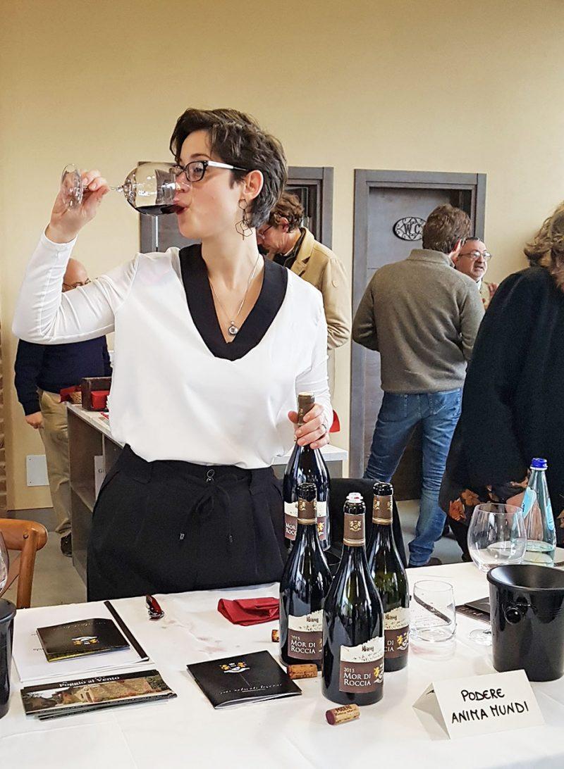 vino toscana foglia tonda